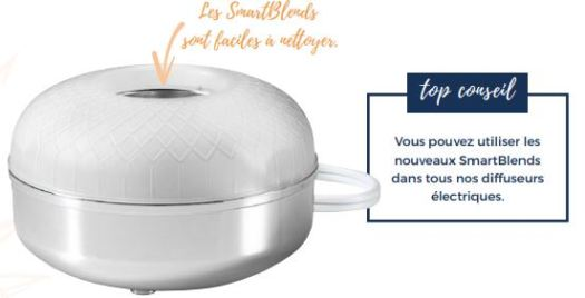 smart blend top conseil